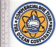 SCUBA Hard Hat Diving USA Ocean Corporation Tampa Florida Commercial Dive Team W