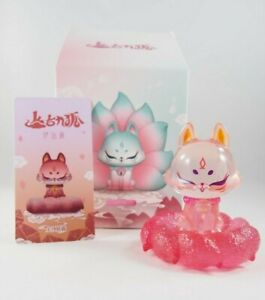 Ancient Nine Tailed Fox Figure Xiuxian Series RED Blind Box 4pc US Seller New