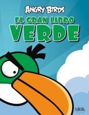 Angry birds. El gran libro verde (Spanish Edition)