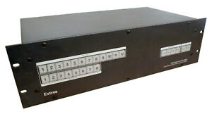 Extron CrossPoint 450 PLUS Series Ultra-Wideband Matrix Switcher