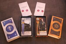 THE WITCHER 2 X GWENT DECK CARDS - GAME Gwent Full - COLLECTORS EDITION !!