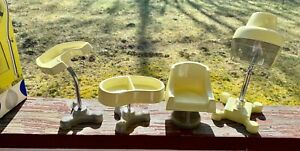 Vintage Mid Century Style  SAM Toy Salon Set  Made in France