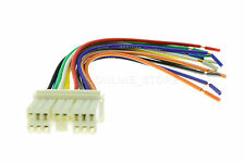 Radio Stereo Install Car Wire Wiring Harness Reverse Male Cable For Hyundai