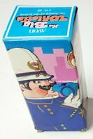 Avon The BIG WHISTLE Tai Winds After Shave Cologne Full 4 Oz. Vintage In Box