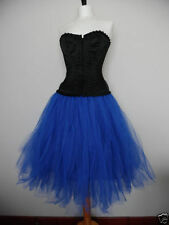 Tulle Plus Size Flippy, Full Skirts for Women