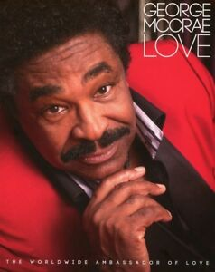 GEORGE MCCRAE - LOVE (BLU-RAY AUDIO)   BLU-RAY NEU
