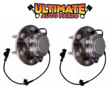 Front Wheel Bearing Hubs 4X2 / 2WD (Pair Left and Right) for 07-13 Chevy Cheyenn