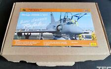 """[FFSMC Productions] 1/48 Set de conversion Mirage 2000B #501 DGA EV """"Nez Rafale"""""""