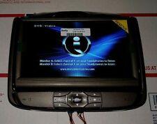 NEW Invision DVD Headrest Monitor B 620022 factory OEM slimline SL7 Passenger