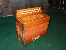 Vintage M. Hohner Accordion Steel  Reeds -tested and sound great