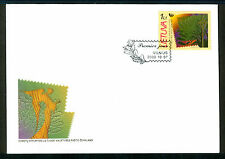 First Day Cover Lithuanian Stamps