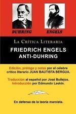 Anti-Duhring de Friedrich Engels: La Ciencia y Las Teorias Marxistas, Coleccion