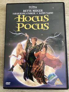 Dvd Hocus Pocus