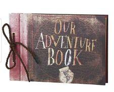 Our Adventure Book scrapbook album, Photo album, Wedding guest book, 80 pages