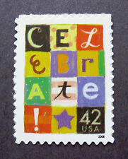 Sc # 4335 ~ 42 cent Celebrate Issue
