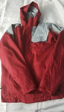 Under Armour Storm COLDGEAR  Hooded SKI  2 in 1 Jacket Men's small loose red