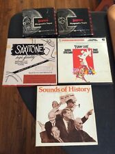 Reel to Reel Tape Lot of 5