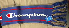 Nwt Champion Scarf Blue And Gray Since 1919