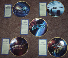 Star Trek Voyagers Collection, The Star Trek Aliens Ships
