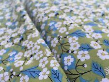 John Lewis cotton 100%, 'Ireland's Pride', (per metre) dress fabric, sewing