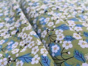 Liberty Of London Cotton 100% Tana Lawn 'Mitsi' (per metre) Dress Fabric