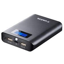 VARTA 57970101111 7800 mAh LCD Power Bank - Black