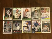 Josh Hamilton - Texas Rangers - 10 Baseball Card Lot - No Duplicates
