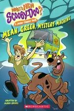 Mean Green Mystery Machine (What's New Scooby Doo? A Junior Chapter Book #2)
