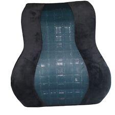 Brookstone Automotive Contoured Lumbar Support Cushion Memory Foam Gel NWOT