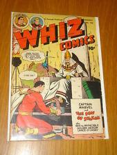 WHIZ COMICS #105 VG+ (4.5) 1949 JANUARY FAWCETT* A