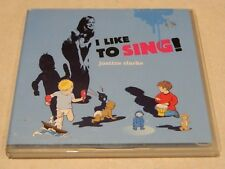 Justine Clarke I Like To Sing! CD [ABC Music]