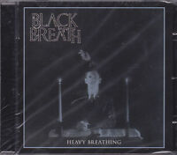Black Breath - Heavy Breathing CD - New / Sealed (2012) Death Metal Thrash Punk