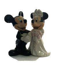 Ultra Rare Millennium Disney Wedding Collection Figurine