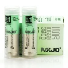 2x MXJO IMR 18650 3500mah20A Rechargeable Batteries Li-Ion Flat Top High Drain