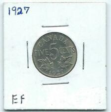 Canada 1927 5 Cents
