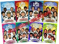 The Love Boat TV Series Complete All Episodes of Seasons 1-4 DVD Set Collection