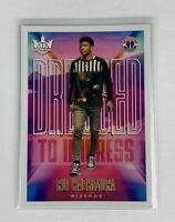 Rui Hachimura 2019-20 Panini Court Kings Dressed to Impress RC Rookie #4