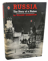 William Habberton RUSSIA :  The Story of a Nation 1st Edition 1st Printing