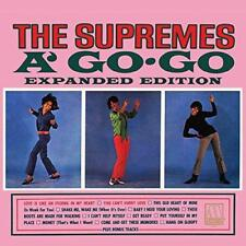 The Supremes - The Supremes A' Go-Go (NEW 2CD)