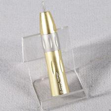 Dental Slow Low Speed Straight Golden Handpiece Inner Water Spray Kavo Type