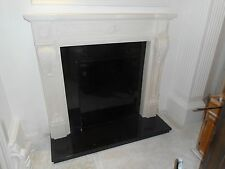 F26 Richmond Fire Surround in Plaster - BIRMINGHAM COLLECTION ONLY
