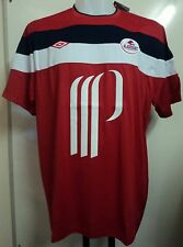 LILLE OLYMPIQUE 2011/12 HOME SHIRT BY UMBRO SIZE XXL BRAND NEW WITH TAGS