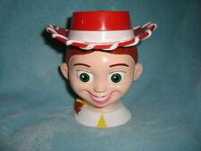 """Disney Toy Story JESSIE Disney On Ice Cup 5.5"""" tall"""