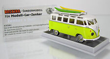 "MCZ 03-192 Volkswagen VW Samba "" Zenker´s Bully Edition "" schwefelgelb Standard"