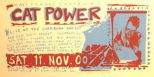 Cat Power son impresiones artísticas de casey Burns-póster