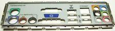 Hp Foxconn Napa-GL8E MCP73M02H1 I/O SHIELD PLATE 5189-0466 492911-001