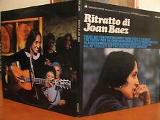 """JOAN BAEZ """"RITRATTO""""- LP-Italy -27- 4-70-fino 2 lp spese sped. fisse-oltre vedi"""