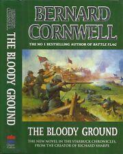 Bernard Cornwell - The Bloody Ground - 1st/1st