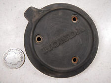 83 HONDA ATC200E ATC200 BIG RED PLASTIC CLUTCH COVER TRIM