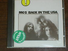MC5 Back in the USA CD NEUF